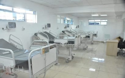 Governor Mwangi Wa Iria Launches the new 35 – Bed Capacity ICU Facility
